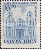 [Airmail - Churches and Cathedrals, type OS]