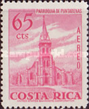 [Airmail - Churches and Cathedrals, type PB]