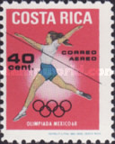 [Airmail - Olympic Games - Mexico, type PV]