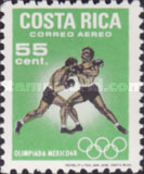[Airmail - Olympic Games - Mexico, type PW]