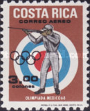[Airmail - Olympic Games - Mexico, type QA]