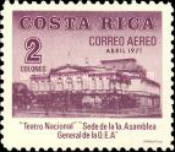 [Airmail - OEA General Assembly, San Jose, type RM]