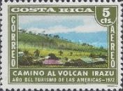 [Airmail - American Tourist Year, type SI]