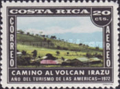 [Airmail - American Tourist Year, type SI1]