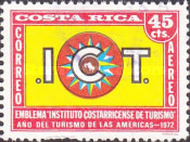 [Airmail - American Tourist Year, type SL]