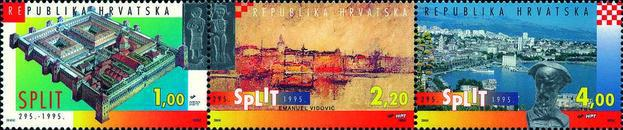 [The 1700th Anniversary of Split, type ]
