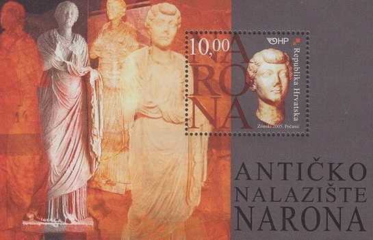 [The Ancient Site Narona, type ]
