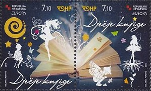 [EUROPA Stamps - Children's Books, type ]