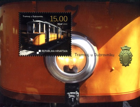 [The 100th Anniversary of the First Tram-Trains in Dubrovnik, type ]