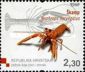 [Croatian Fauna - Lobster, type AAI]