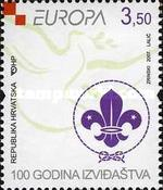 [EUROPA Stamps - The 100th Anniversary of Scouting, type AAN]