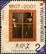 [The 100th Anniversary of the Zagreb City Museum, type AAX]