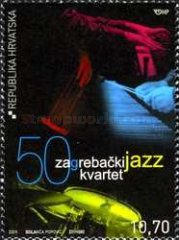 [The 50th Anniversary of the Zagreb Jazz Quartet, type AEN]