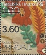 [Flower Stamp of 2010 Surcharged, type AFL1]