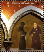 [The 400th Anniversary of the Capuchin Monks, type AFW]