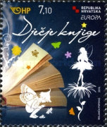 [EUROPA Stamps - Children's Books, type AGD]