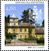 [Castles of Croatia, type AHX]