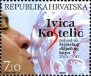 [Ivica Kostelic - Alpine Ski World Cup Winner 2010/2011, type AII]