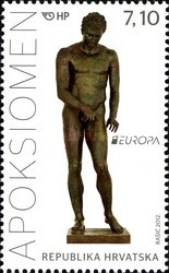 [EUROPA Stamps - Visit Croatia, type AJC]