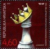 [The 100th Anniversary of the Croatian Chess Federation, type AJE]