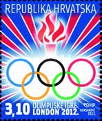 [Olympic Games - London, England, type AJR]