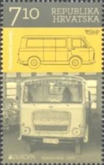 [EUROPA Stamps - Postal Vehicles, type AKY]