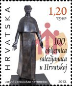 [The 100th Anniversary of Salesians in Croatia, type ALP]