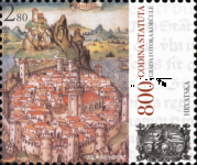 [The 800th Anniversary of the Town of Korčula, type ANE]