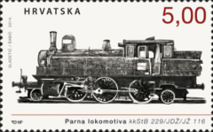 [Steam Locomotives, type ANG]