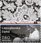 [Lace from Lepoglava and Seville - Joint Issue with Spain, type AOG]