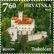 [EUROPA Stamps -  Palaces and Castles, type ASI]