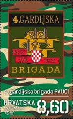 [Croatian War of Independence - Guards Brigades, type AVI]