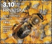 [Croatian Fauna - Honey Bee, Typ AVN]
