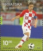 [Football Players - Luka Modrić, Typ AVP]