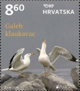 [EUROPA Stamps - National Birds, type AVZ]
