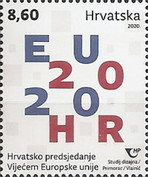 [Croatian Presidency of the Council of the Euopean Union, type AXC]