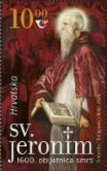 [The 1600th Anniversary of the Birth of St. Jerome, Typ AZG]