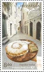 [EUROMED Issue - Gastronomy in the Mediterranean, type AZL]