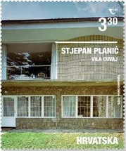 [Modern Architecture and Design - Stjepan Planic, 1900-1980, type BAA]