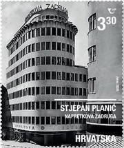 [Modern Architecture and Design - Stjepan Planic, 1900-1980, type BAC]