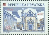 [Croatien Cities - Ilok, type CX1]