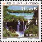 [The 150th Anniversary of Tourism in Croatia, type GH]