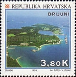 [The 150th Anniversary of Tourism in Croatia, type GM]