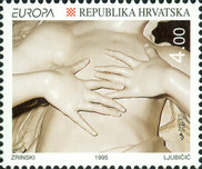 [EUROPA Stamps - Peace and Freedom, type HX]
