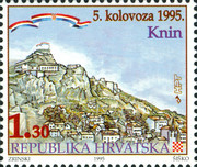 [The Liberation of Knin, type IH]