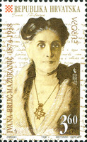 [EUROPA Stamps - Famous Women, type KB]