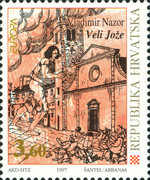 [EUROPA Stamps - Tales and Legends, type LM]