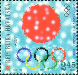 [Winter Olympic Games - Nagano, Japan, type MW]
