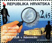 [The 27th Regional Interpol Conference - Dubrovnik, type NF]