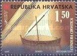 [Definitive Issue - Croatian Ships, type NV]